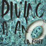 diving man album cover