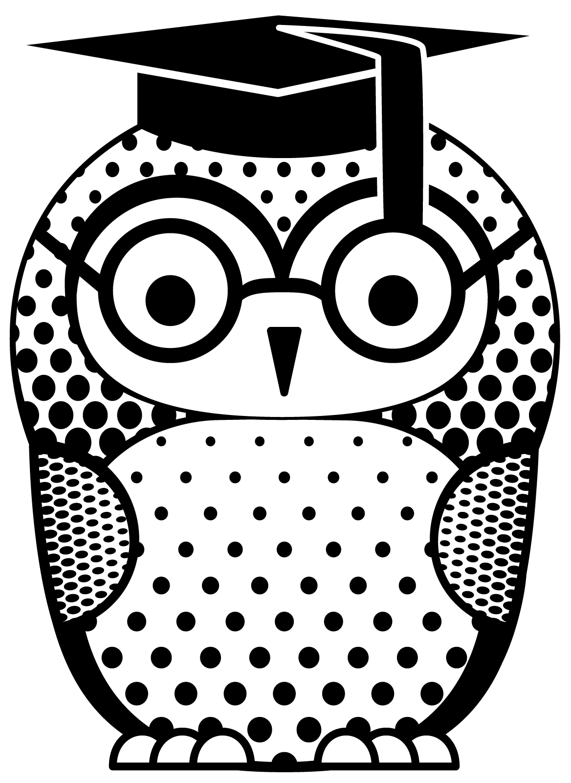 new professor owl logo
